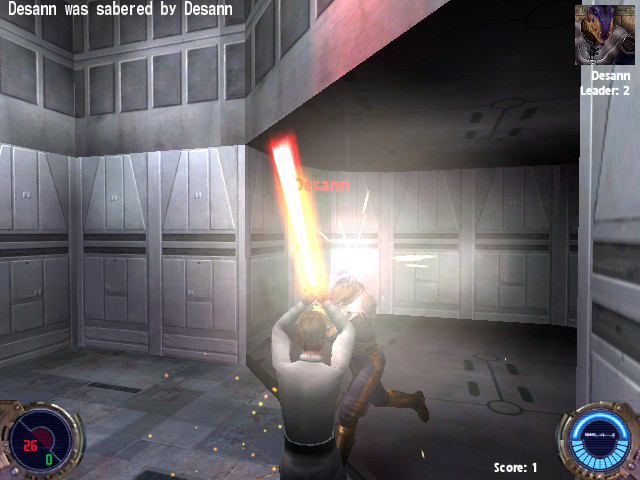 Jedi Outcast multiplayer