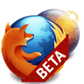 Firefox Beta/Aurora icon