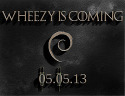 Wheezy announcement image