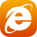 Internet Explorer security icon