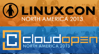 LinuxCon and CloudOpen banners