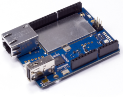 The Arduino Yún