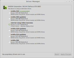 Linux Mint drivers