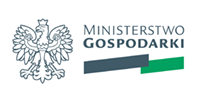 Polish Minstry of Economy logo