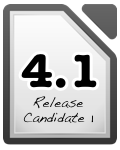 LibreOffice 4.1 RC1