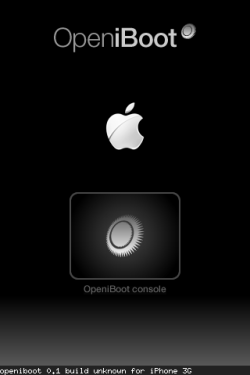 Ready to boot Linux on the iPhone