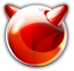 The FreeBSD logo