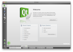 Qt Creator welcomes new developers