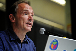 World Wide Web inventor Sir Tim Berners-Lee.