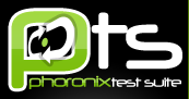 Phronix test suite logo