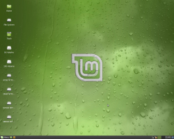 Linux Mint 7 XFCE Community Edition