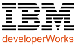 IBM developerWorks Logo