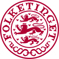 Danish Parliament Logo