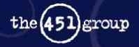 The 451 Group logo