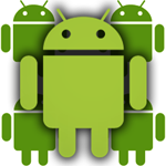 Android Fragmented Logo