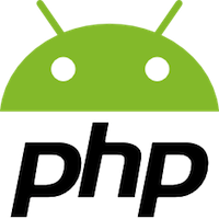 PHP Android Logo