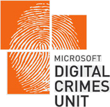 Microsoft Digital Crimes Unit Logo
