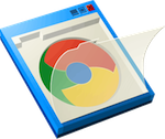 Chrome Frame Logo
