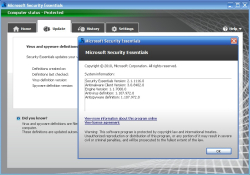 Microsoft releases Security Essentials 2 1 - The H Security