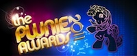 Pwnies awards logo