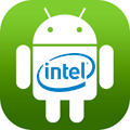 Android Intel Inside icon