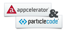 Appcelerator and Particle Code