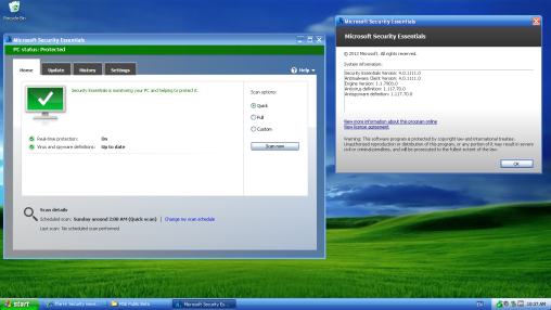 Microsoft releases new Security Essentials beta - The H Security