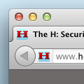 Firefox 10's hidden forward button