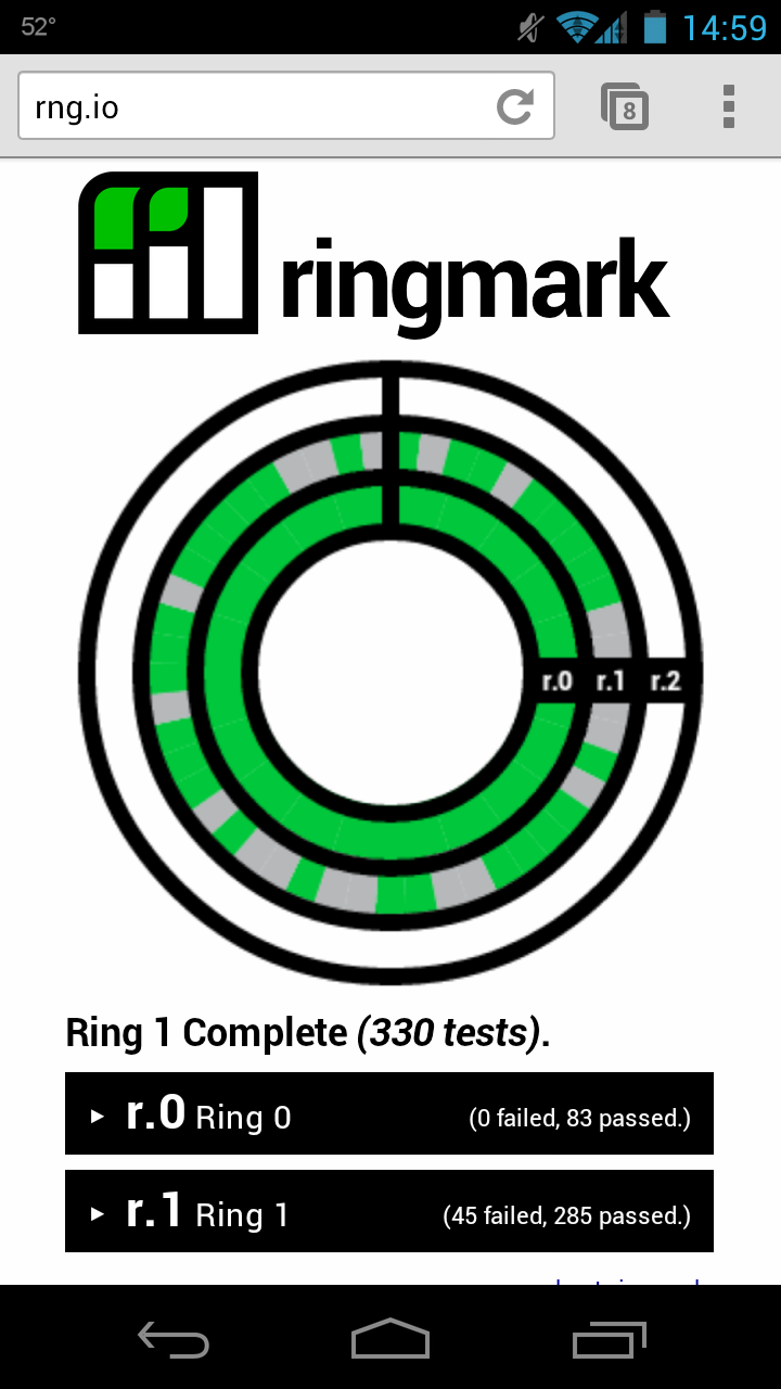 Ringmark screenshot