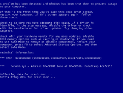 Windows 7 BSOD