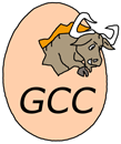 GCC Egg logo