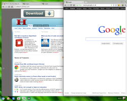 ChromiumOS screenshot