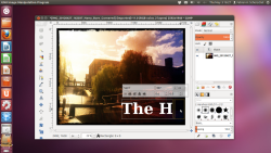 GIMP 2 8 arrives with single-window mode - The H Open: News and Features