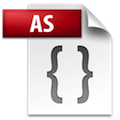 ActionScript logo