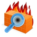 Firewall examination icon