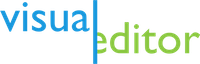 Visual Editor logo