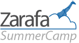Zarafa Summercamp logo