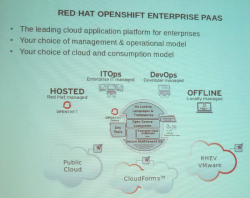 Red Hat's PaaS plans