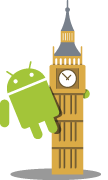 Android in London