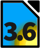 LibreOffice 3.6 icon