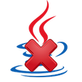 No Java icon