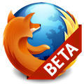 Mozilla Beta icon