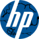 HP cracked logo