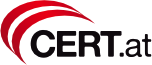 CERT AT logo