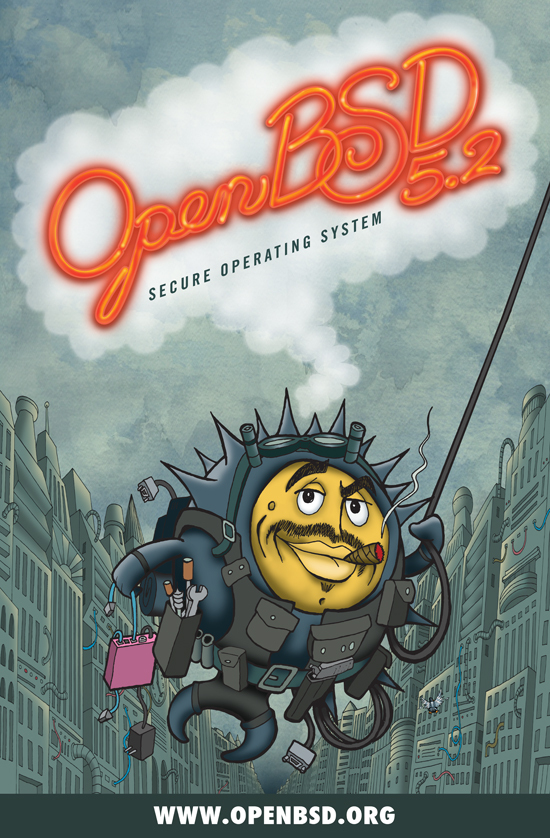 OpenBSD 5.2