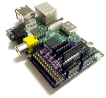 Raspberry pi temperature