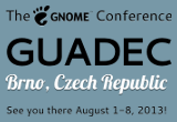 GUADEC 2013 banner
