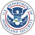 Department of Homeland Security crest