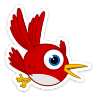 Starling icon