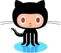 GitHub logo
